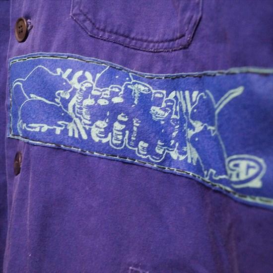 DR3 カバーオールジャケット