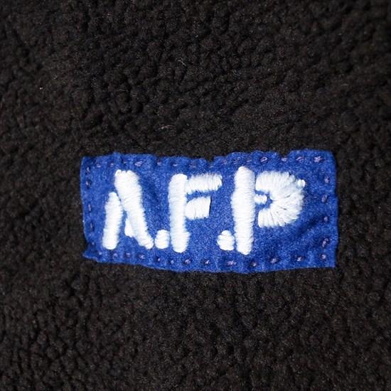 ONE OFF フリースカーディガンジャケット