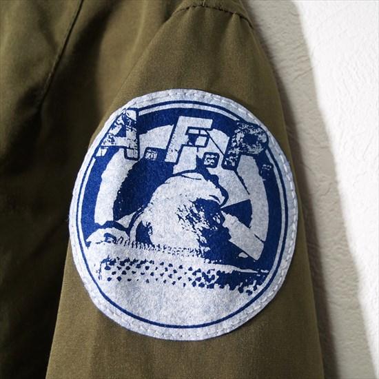 ONE OFF MA-1ジャケット