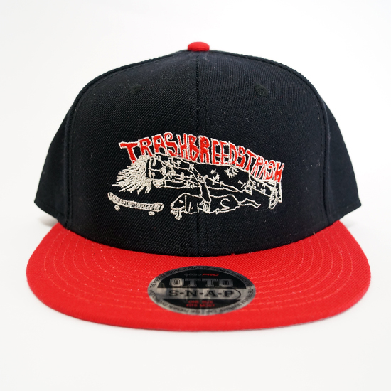 Trash君 CAP[TRASH BREEDS TRASH]